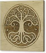Tree Of Life Canvas Print