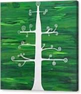 Tree Of Life - Vigor And Vitality Canvas Print