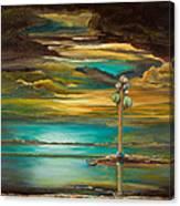 Tree Of Utah Canvas Print