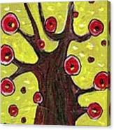 Tree Sentry Canvas Print