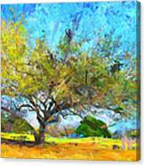 Tree Series 64 Canvas Print
