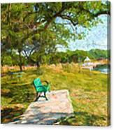 Tree Series 65 Canvas Print