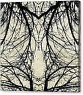 Tree Veins Canvas Print