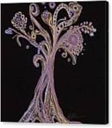 Trees 12 Canvas Print