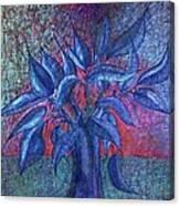 Trees Flower  Canvas Print