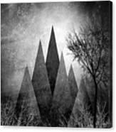 Trees V I I I Canvas Print