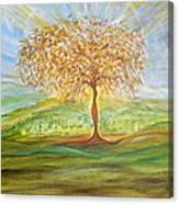 Treesa Canvas Print