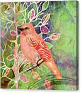 Treetop 1 Canvas Print