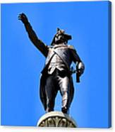 Trenton Battle Monument Canvas Print
