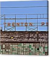 Trenton Plant Canvas Print