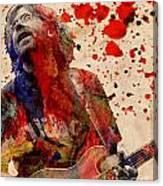 Trey Anastasio - Phish  Canvas Print