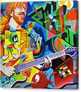 Trey Kandinsky  Canvas Print