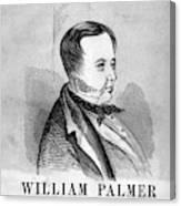 Trial Of William Palmer Canvas Print