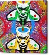 Tribal Soup Canvas Print