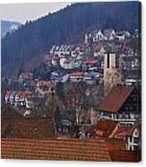Triberg Germany Canvas Print