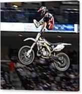 Trick Rider Canvas Print