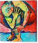 Trilogy - N My Soul 2 Canvas Print
