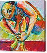 Trilogy - N My Soul 3 Canvas Print