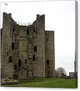 Trim Castle - Ireland Canvas Print