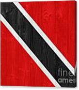 Trinidad And Tobago Flag Canvas Print