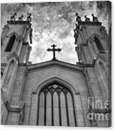 Trinity Episcopal Cathedral Canvas Print