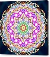 Trinity Of Light K2 Canvas Print