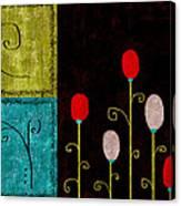 Triploflo - Original Canvas Print