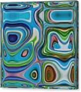 Tripple Dip Canvas Print