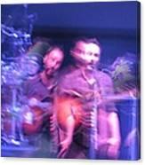 tripy photo of Dave Matthews Canvas Print