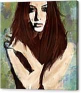 Tristesse Canvas Print