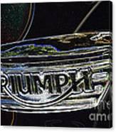 Triumph 2 Canvas Print