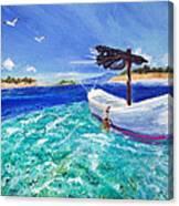 Tropic Breeze Canvas Print
