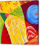 Tropical Bound Canvas Print