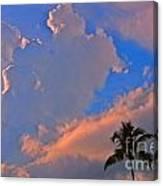 Tropical Delight Canvas Print