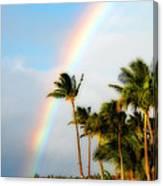 Tropical Dreamin' Canvas Print
