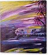 Tropical Magic Canvas Print