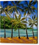 Tropical Paradize Canvas Print