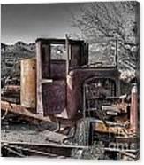 Truck 2 Canvas Print