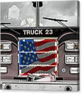 Truck 23 Canvas Print