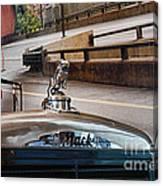 Truck - The Mack Bulldog Canvas Print