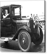 Truck Vintage Canvas Print