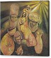 'true Reverence' Canvas Print
