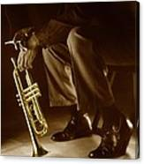 Trumpet 2 Canvas Print