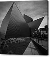 Try Angles Canvas Print