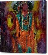 Tsudalenvda Dikanodi Canvas Print