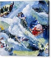 Tsunami 3 Canvas Print