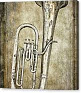 Tubacular Canvas Print