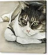 Tubby Canvas Print