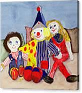 Tuffys Toys, 1993 Canvas Print