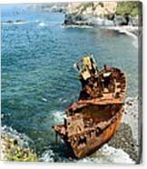 Tugboat Klemens I Canvas Print